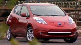 Car Tech - 2012 Nissan Leaf SL
