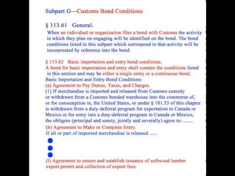 Customs Broker Exam Realtime Study Guide Course, Live Online ...