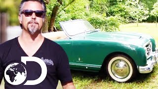 Richard Hits The Jackpot With These Amazing Classic Cars | Fast N' Loud
