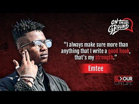On The Ground: Emtee On His Writing Formula, Ambitions For Hollywood & The ATM Mixtape