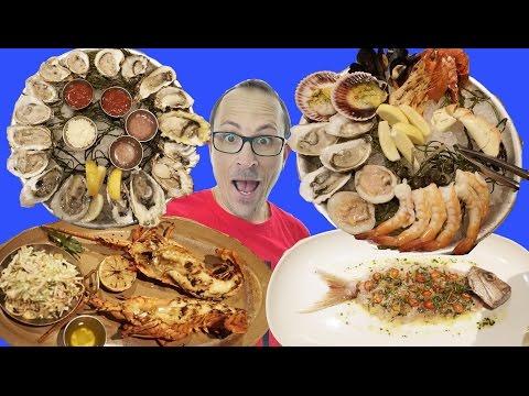 Watergrill LA - Seafood extravaganza!