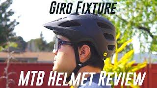 GIRO FIXTURE MTB Helmet Review