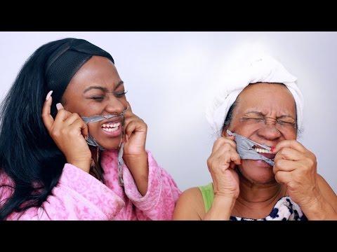 Oatmeal mask ng wrinkles sa ilalim ng mga mata