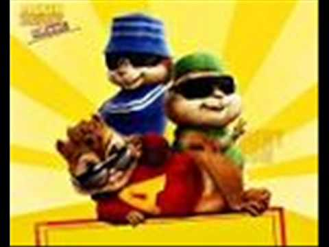 Alvin and the Chipmunks (you spin my head right round )