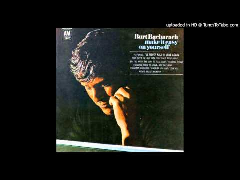 I'll Never Fall In Love Again - Burt Bacharach