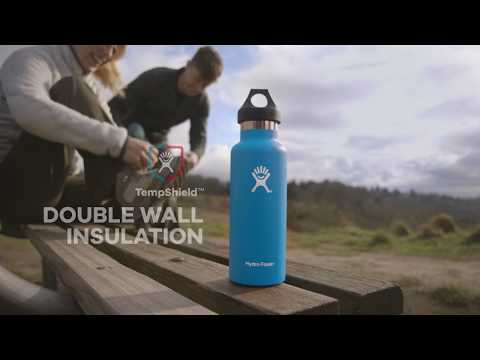 Hydro Flask Standard Mouth Bottle Collection - Video (HD)