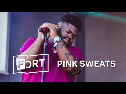 Pink Sweat$ - Honesty - Live At The FADER FORT 2019 (Austin, TX)