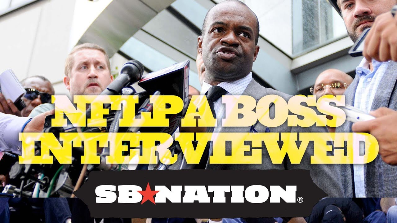 Player Arrests, Roger Goodell, and the Referee Lockout: A Conversation with NFLPA's DeMaurice Smith thumbnail