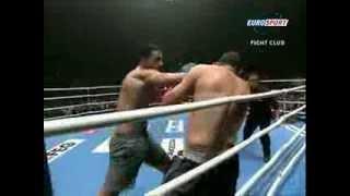 K-1 World GP 2008 Badr Hari vs Glaube Feitosa 29.06.2008 (Fukuoka, Japan)