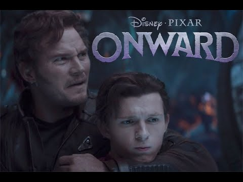 Onward Trailer - Tom Holland Chris Pratt (Avengers: Endgame Style)