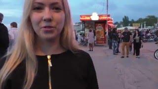 Приключения в Севастополе. 9 мая. Атмосфера праздника. Салют.