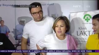 Cynthia Lamusu Dan Surya Saputra Cek Kamar Persalinan