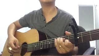 Guitar cover Ngôi Sao Nhỏ Nhoi