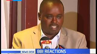 Rift Valley MPs meet to support BBI report released recently by President Kenyatta and Raila Odinga