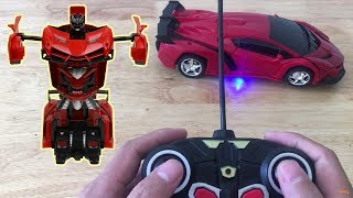 Transformer Car To Robot | Toy for Children