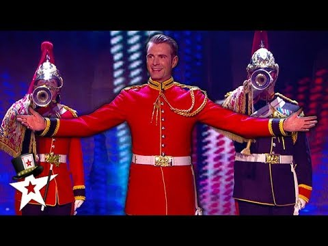 Britain's Got Talent Gewinner (2016)
