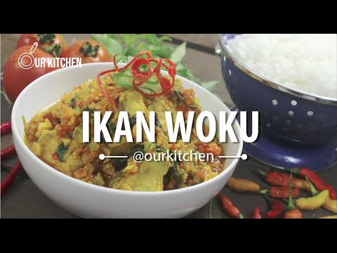 Video IKAN WOKU - MANADONESE SPICY RICH SPICES TUNA FISH