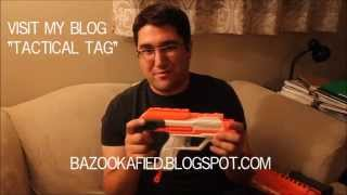 "NERF Modulus ""Strike and Defend"" Kit Review"