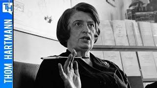 The Killer Inspiration Behind Ayn Rand's Libertarian Hero