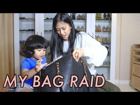 Bag Raid with Seve by Alex Gonzaga