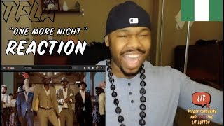 Mr. P   One More Night (Official Video) Ft. Niniola | (THATFIRE LA) Reaction