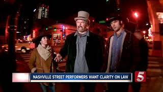 Street Performers Want Clarity On Law Banning Some Performances