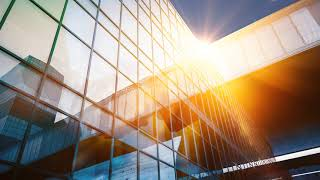 business video background   office background video   Corporate building background HD, Glass office