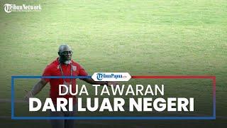 Persipura Bubar karena Masalah Finansial, Jacksen F Tiago Dapat Dua Tawaran Pelatih dari Luar Negeri