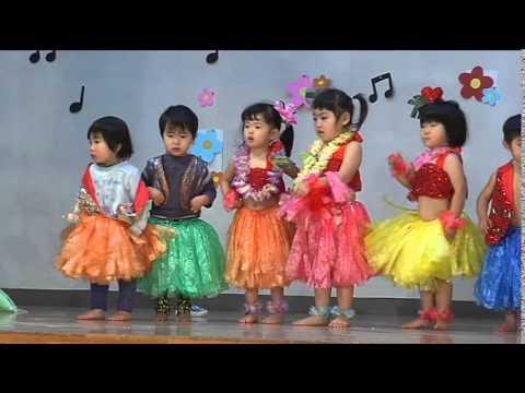 田上幼稚園 平成26年度おゆうぎかい 午前の部-10