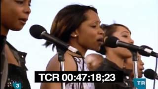 Aaliyah - Try Again (Live on TRL)