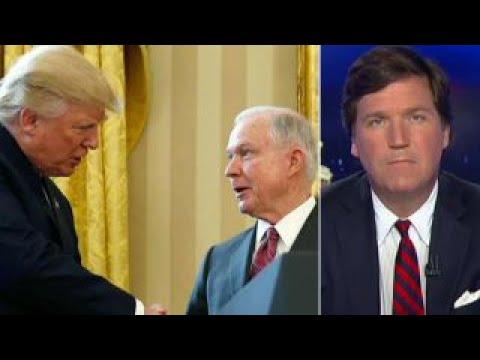Tucker: Trump's attack on Sessions useless, self-destructive