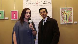 Talent & Skills interviews Honorable Mention filmmaker Vincent Veloso at the International Film