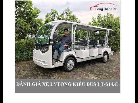 Đánh giá xe điện 14 chỗ Lvtong LT-S14.C