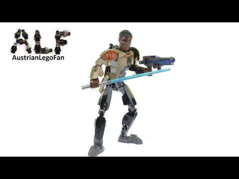 Vidéo LEGO Star Wars 75116 : Finn