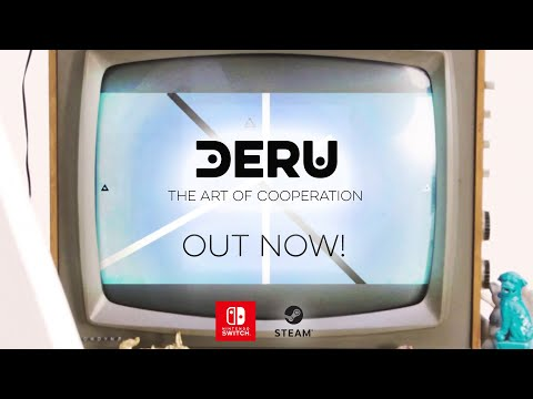 DERU - The Art of Cooperation now on Nintendo Switch & Steam thumbnail