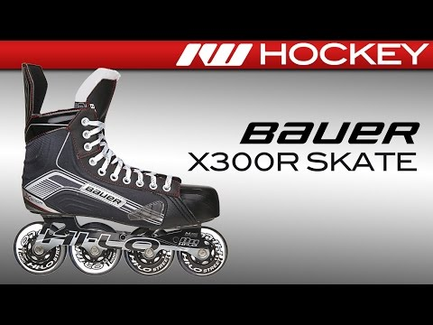 Bauer Vapor X300R Roller Hockey Skate Review
