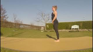 Beweglichkeit und Gleichgewicht mit Luisa (20 Min.)