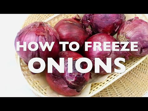 , title : 'FREEZING ONIONS    HOW TO FREEZE ONIONS