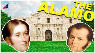 THE ALAMO - 5 Things you probably DIDN'T know.....