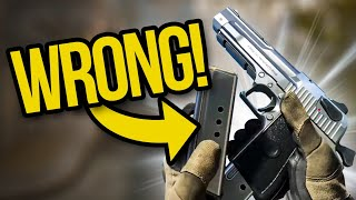 10 Times Video Games Got Weapons Wrong