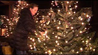 Kerstwensen in Waalwijk 2015 - Langstraat TV