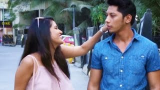 Hot Girl Flirting With Boys Prank | One In All - Pranks In India