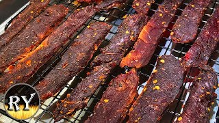 Easy Beef Jerky Made In The Oven