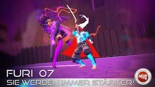 [Livestream Gameplay] Furi #7 - Sie werden immer stärker!