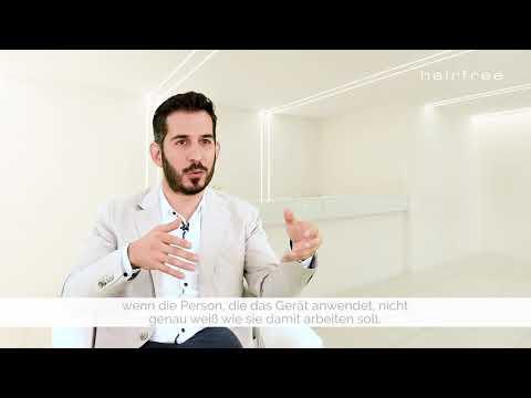 hairfree Interview mit Dr. Med. Navid Roshanaei