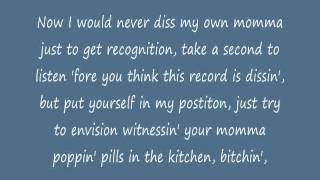 Eminem - Cleaning Out My Closet +LYRICS
