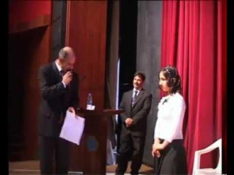 İHSANİDER'den 2011 Yılında Mehmet Akif ERSOY Konulu Konferans. Sn. Nurcan MALGIR