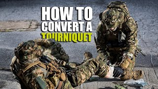 Combat Medic Essentials │ Part 3: Tourniquet Conversion