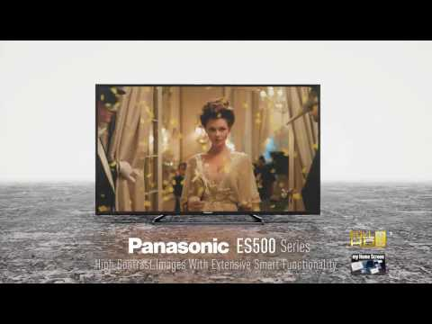 Panasonic ES500 Full HD Smart TV