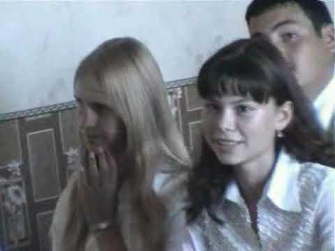 СШ № 5 Синельниково.  Первый раз в 10 класс . 2004. 09. 01.